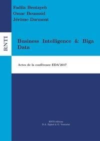 Fadila Bentayeb et Omar Boussaïd - Revue des Nouvelles Technologies de l'Information B13 : Business Intelligence & Big Data - Actes de la conférence EDA 2017.