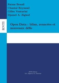 Fatma Bouilli et Chantal Reynaud - Revue des Nouvelles Technologies de l'Information  : Open Data : bilan, avancées et nouveaux défis.