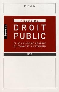 Yves Gaudemet - Revue du droit public et de la science politique en France et à l'étranger N° 4, juillet-août 2 : .