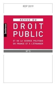 Yves Gaudemet - Revue du droit public et de la science politique en France et à l'étranger N° 5, septembre-octo : .