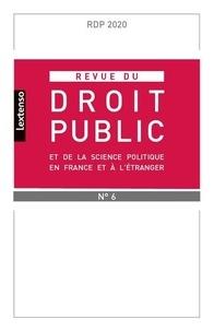 Yves Gaudemet - Revue du droit public et de la science politique en France et à l'étranger N° 6, novembre-décem : .