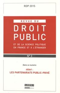 Revue du droit public N° 3, Mai-juin 2015.pdf