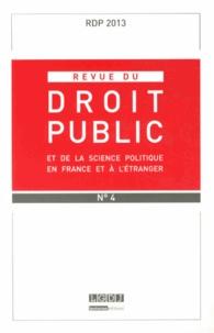 Yves Gaudemet - Revue du droit public N° 4, Juillet-août 2 : .