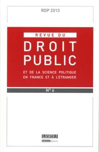 Christophe Roux et Christophe Parent - Revue du droit public N° 6, Novembre-décem : .