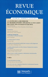 Revue économique Volume 66 N° 4.pdf