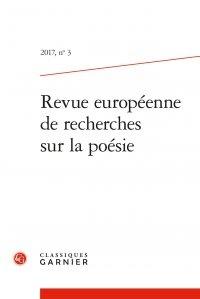 Revue européenne de recherches sur la poésie N° 3, 2017.pdf
