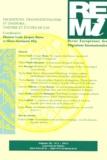 Dietmar Loch et Jacques Barou - Revue européenne des migrations internationales Volume 28 N° 1/2012 : Migrations, transnationalisme et diaspora : théorie et études de cas.