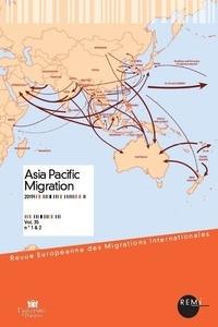 Nicola Piper et Yves Charbit - Revue européenne des migrations internationales Volume 35 N° 1 & 2/2 : Asia Pacific Migration.