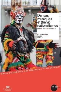 Alice Aterianus-Owanga et Elina Djebbari - Revue européenne des migrations internationales Volume 35 N° 3 & 4/2 : Danses, musiques et (trans)nationalismes.