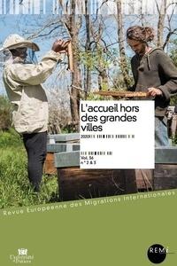Anouk Flamant et Aude-Claire Fourot - Revue européenne des migrations internationales Volume 36 N° 2 & 3/2 : L'accueil hors des grandes villes.