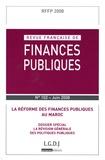 Michel Bouvier et Mohamed Boussaïd - Revue française de finances publiques N° 102, juin 2008 : La réforme des finances publiques au Maroc.