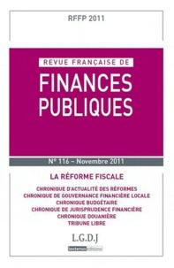 Revue française de finances publiques N° 116, novembre 201.pdf