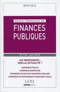 Revue française de finances publiques N° 118, avril 2012.pdf