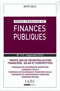 Revue française de finances publiques N° 119, Septembre 20.pdf