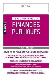 LGDJ - Revue française de finances publiques N° 154, mai 2021 : .