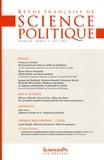 Yves Déloye - Revue française de science politique Volume 66 N° 2, avri : .
