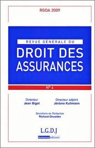 LGDJ - Revue générale du droit des assurances N° 4 : .