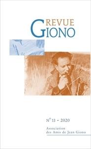 Christian Morzewski - Revue Giono N° 13/2020 : .