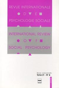Gabriel Mugny - Revue Internationale de Psychologie Sociale N° 21-4, 2008 : .
