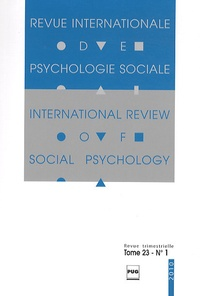 Revue Internationale de Psychologie Sociale N° 23-1, 2010.pdf