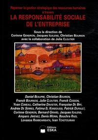 Jacques Igalens - Revue internationale de psychosociologie N° 33, Eté 2008 : Repenser la gestion stratégique des ressources humaines à travers la responsabilité sociale de l'entreprise.
