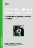John Crowley et Anita Hardon - Revue internationale des sciences sociales N° 186 : Le VIH/sida vu par les sciences sociales.