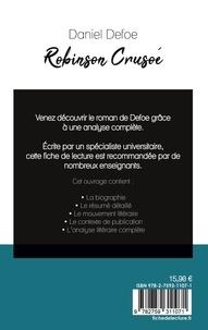 Daniel Defoe - Robinson Crusoé de Daniel Defoe (fiche de lecture et analyse complète de l'oeuvre).