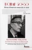 Alain Schaffner - Roman 20-50 N° 50, Décembre 2010 : Les Fruits du Congo et La Dame du Job d'Alexandre Vialatte.