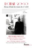 Christian Morzewski - Roman 20-50 N° 53, juin 2012 : Richard Millet - La gloire des Pythre, Lauve le pur, Ma vie parmi les ombres, avec L'Echange solipsiste (inédit).