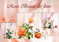 Dusanka Djeric - Roses Beauté des fleurs (Calendrier mural 2020 DIN A4 horizontal) - Images de Roses dans la conception artistique (Calendrier anniversaire, 14 Pages ).