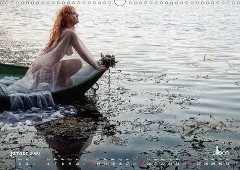 ROUSSE - beautés ensorcelantes (Calendrier mural 2020 DIN A3 horizontal). Beautés naturelles de la magie des cheveux roux (Calendrier mensuel, 14 Pages )