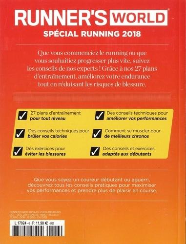 Runner's World N° 6, octobre-décemb Spécial running 2018. Forme et entraînement
