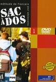 M. Bloyet et K. Coppola - Sac à dos 1 Méthode de français pour adolescents. 1 DVD