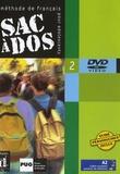 Michèle Butzbach et M. Bloyet - Sac à dos 2 Méthode de français pour adolescents. 1 DVD