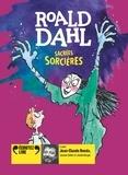 Roald Dahl - Sacrées sorcières. 1 CD audio MP3