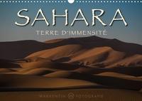 Karl H. warkentin - Sahara – Terre d'immensité (Calendrier mural 2020 DIN A3 horizontal) - La beauté sans fin, l'étendue et la sérénité du Sahara présentées en 12 tableaux à couper le souffle réalisés par le photographe professionnel, Karl H. Warkentin. (Calendrier mensuel, 14 Pages ).