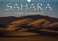Karl H. warkentin - Sahara – Terre d'immensité (Calendrier mural 2020 DIN A4 horizontal) - La beauté sans fin, l'étendue et la sérénité du Sahara présentées en 12 tableaux à couper le souffle réalisés par le photographe professionnel, Karl H. Warkentin. (Calendrier mensuel, 14 Pages ).
