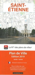 Blay-Foldex - Saint-Etienne - 1/13 000.