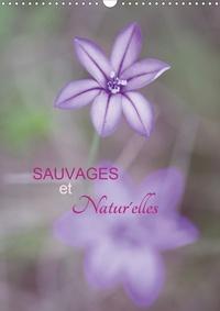 Cécile Gans - Sauvages & natur'elles (Calendrier mural 2020 DIN A3 vertical) - Fleurs sauvages en pleine nature. (Calendrier mensuel, 14 Pages ).