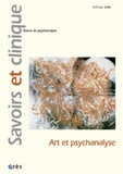 Franz Kaltenbeck et Diane Watteau - Savoirs et clinique N° 7, Octobre 2006 : Art et psychanalyse.