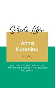 Lev Tolstoj - Scheda libro Anna Karenina di Lev Tolstoj (analisi letteraria di riferimento e riassunto completo).