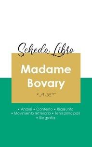 Gustave Flaubert - Scheda libro Madame Bovary di Gustave Flaubert (analisi letteraria di riferimento e riassunto completo).