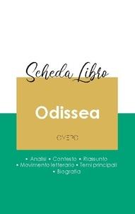 Omero - Scheda libro Odissea di Omero (analisi letteraria di riferimento e riassunto completo).