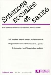 Sciences Sociales et Santé N° 29, décembre 2011.pdf