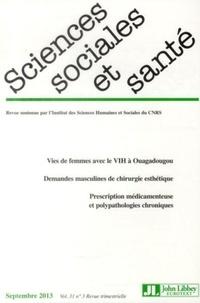 Marcel Calvez et Janine Pierret - Sciences Sociales et Santé Volume 31 N° 3, Sept : .