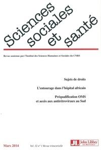 Sciences Sociales et Santé Volume 32 N° 1, Mars.pdf