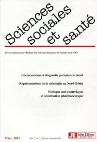 Nicolas Henckes et Janine Pierret - Sciences Sociales et Santé Volume 33 N° 1, Mars : .