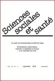 Marcel Calvez et Jean-Paul Gaudillière - Sciences Sociales et Santé Volume 34 N° 3, sept : .