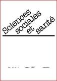 Martine Bungener et Pascale Bourret - Sciences Sociales et Santé Volume 35 N° 1, mars : .
