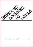 Frédéric Le Marcis et Janine Pierret - Sciences Sociales et Santé Volume 35 N° 2, juin : .